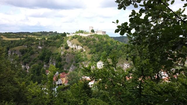 Burgruine und Altstadt Kallmünz