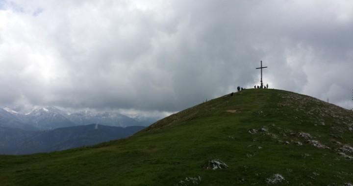 Gipfelkreuz des Zwiesel