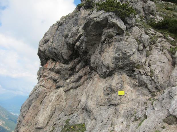 Klettersteig zum Stripsenkopf