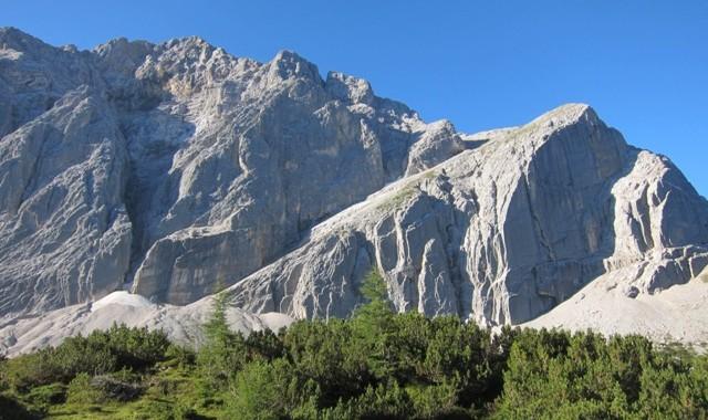 Speckkarspitze im Karwendel