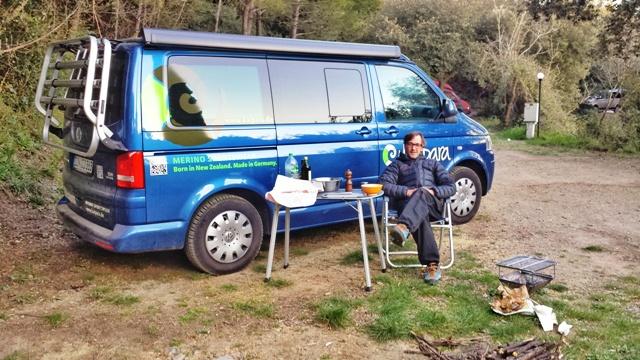 Camping San Martino Finale Ligure