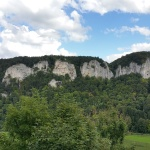 Hier ruft der Fels bei Hausen im Donautal