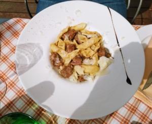 Mittagessen im Restaurant Primizia in Brtonigla1